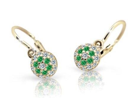 651e405c4 Cutie jewellery nausnice pre deti C2150 zo zlteho zlata ...
