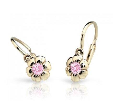 4a7d365ee Cutie jewellery detske nausnice C2151 zo zlteho zlata ...