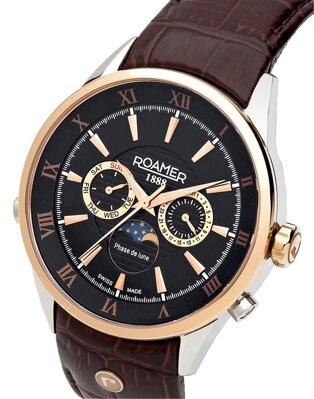 Roamer Superior Moonphase 508821 49 53 05 (508821495305)