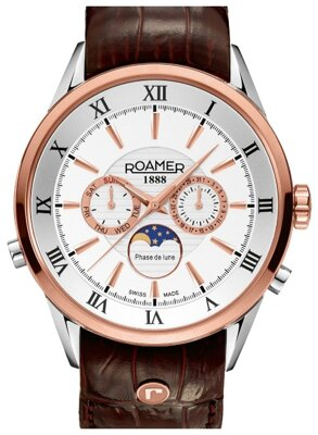 Roamer Superior Moonphase 508821 49 13 05 (508821491305)