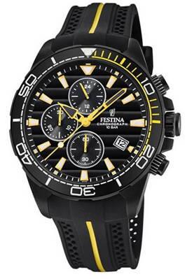 Pánske hodinky Festina Sport 20366 1 + DARČEK ZDARMA batoh Festina efcb7b56214