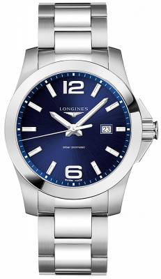Longines Conquest 43mm L3.760.4.96.6 ( L3.760.4.96.6 )