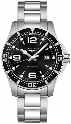 Longines L3.840.4.56.6 Hydro Conquest Diving 44mm