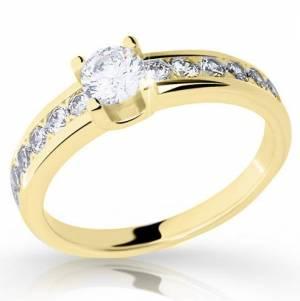Snubný prsteň DF 2146 ž + darčekové balenie zdarma d788b911ee3