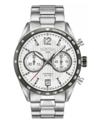 Roamer Superior Chrono II 510902 41 14 50 (510902411450)