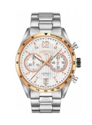 Roamer Superior Chrono II 510902 49 14 50 (510902491450)