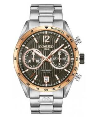 Roamer Superior Chrono II 510902 49 64 50 (5010902496450)