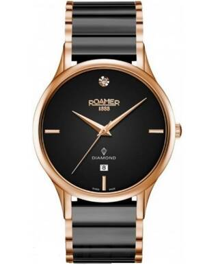 Roamer C-line Diamond Ladies 657833 49 59 60 (657833495960)