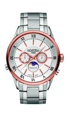 Roamer Superior Moonphase  508821 49 13 50 (508821491350)