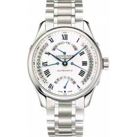 Longines Master Collection L2.717.4.71.6 ( L27174716 ) puzdro 44mm