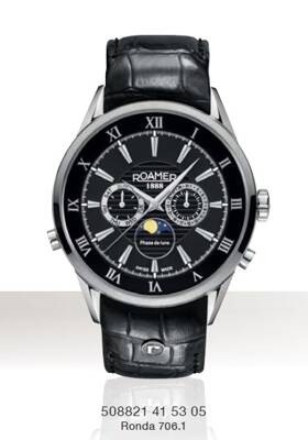 Roamer Superior Moonphase (508821415305)