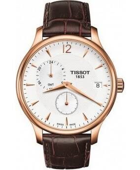 Tissot Tradition T063.639.36.037.00 ( T0636393603700 )
