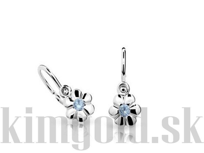966a25fd0 Cutie jewellery detske nausnice C1736 biele zlato | svadobneobrucky.sk
